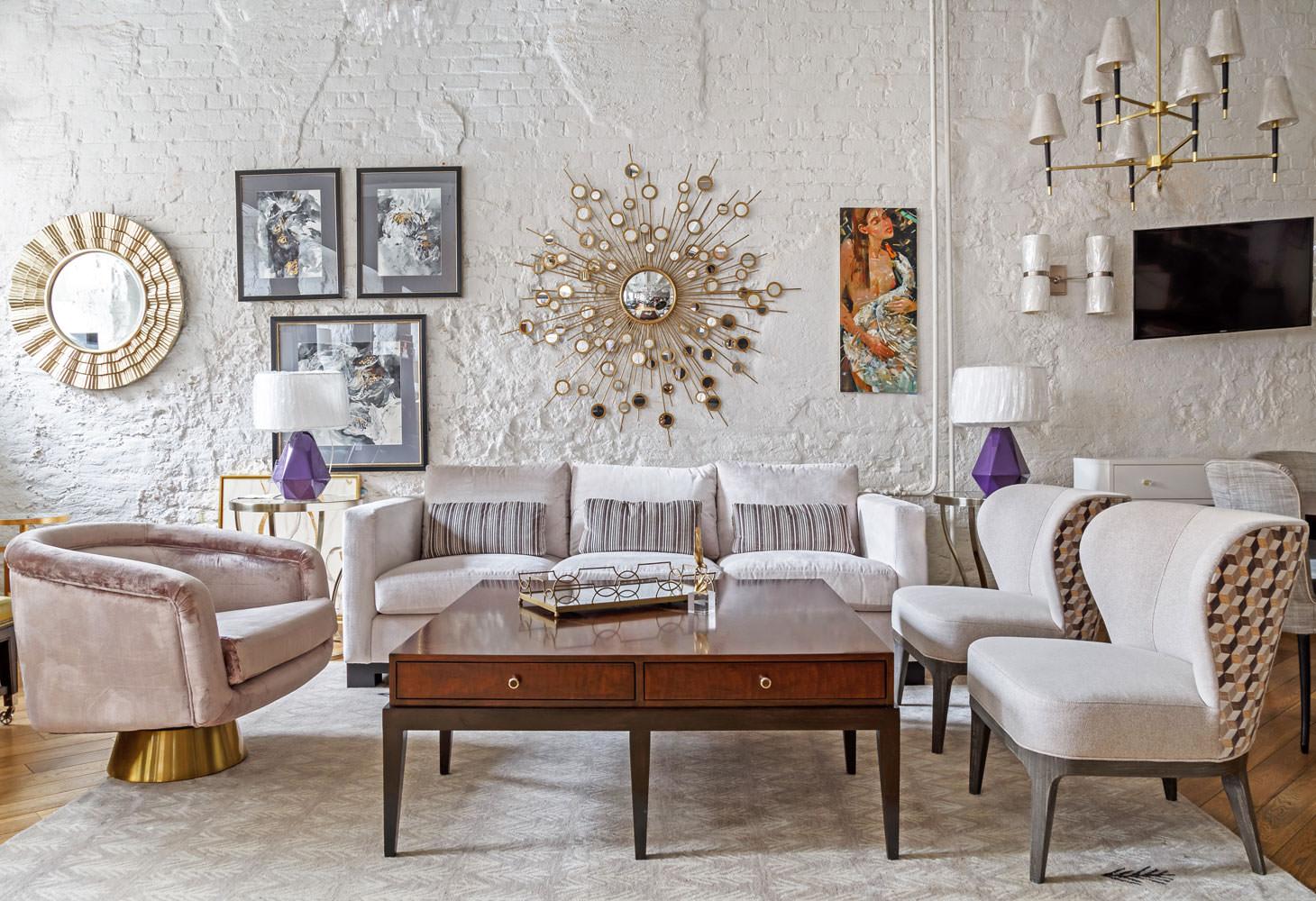Переваги використання дизайнерських меблів в інтер'єрах
