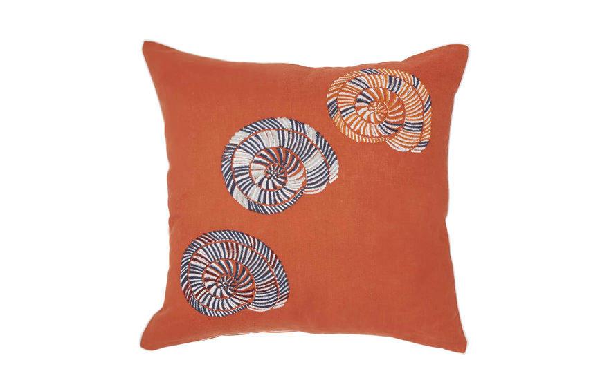 Декоративная подушка Natice Corali, Iosis by Yves Delorme