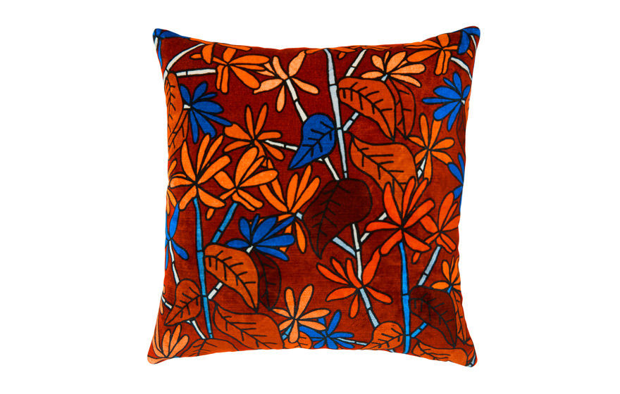 Декоративная подушка Falbala Ambre, Iosis by Yves Delorme