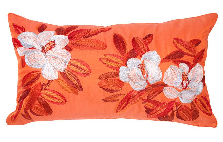 Декоративная подушка Fantasque-Sunset, Iosis by Yves Delorme