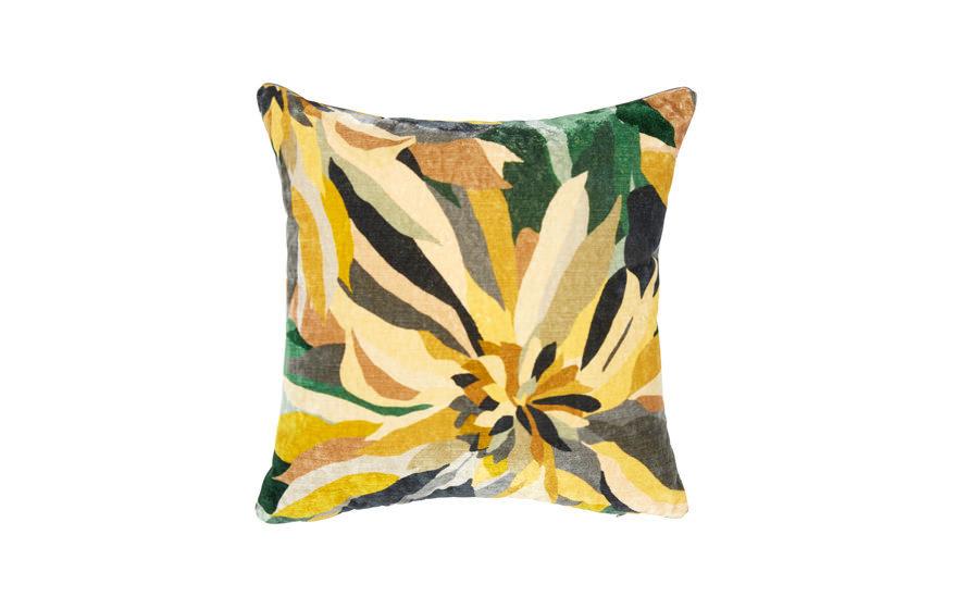 Декоративная подушка Psyche Soleil, Iosis by Yves Delorme
