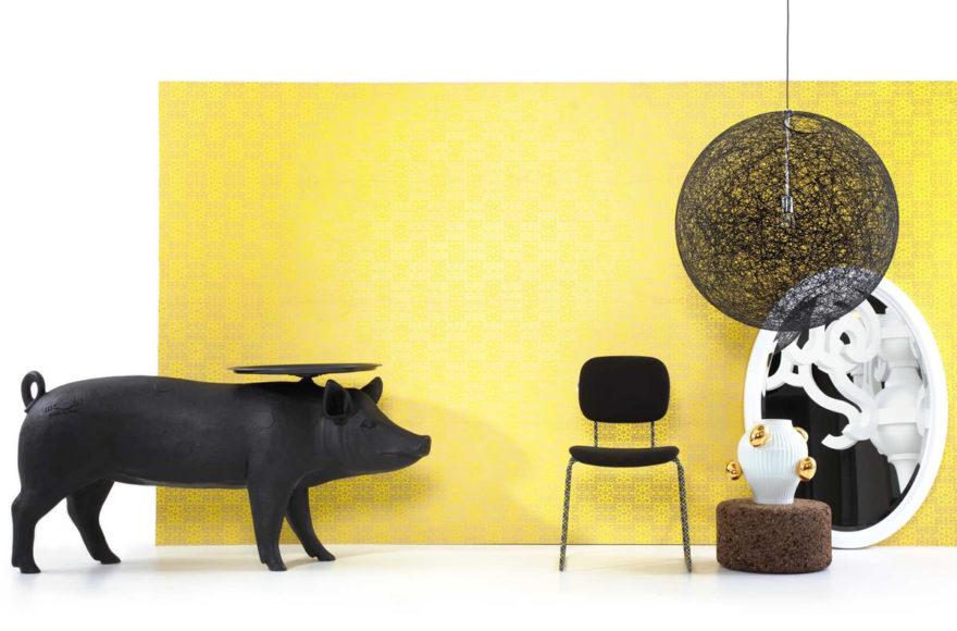 Pig table, Moooi.