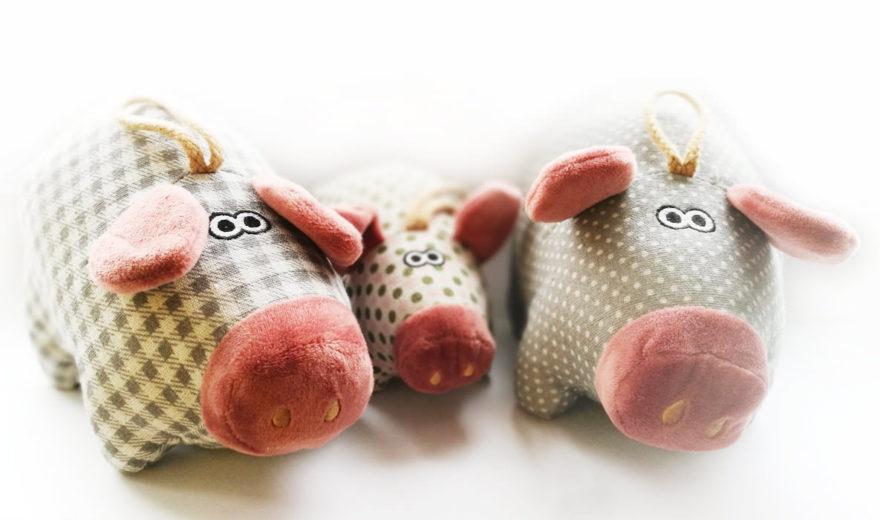 Китайские свинки,  сеть магазинов Магнит, до 500 р.
