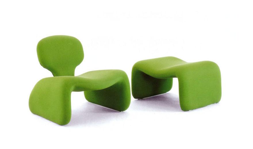 Кресло Djinn, дизайнер Оливье Мург, Airborne.