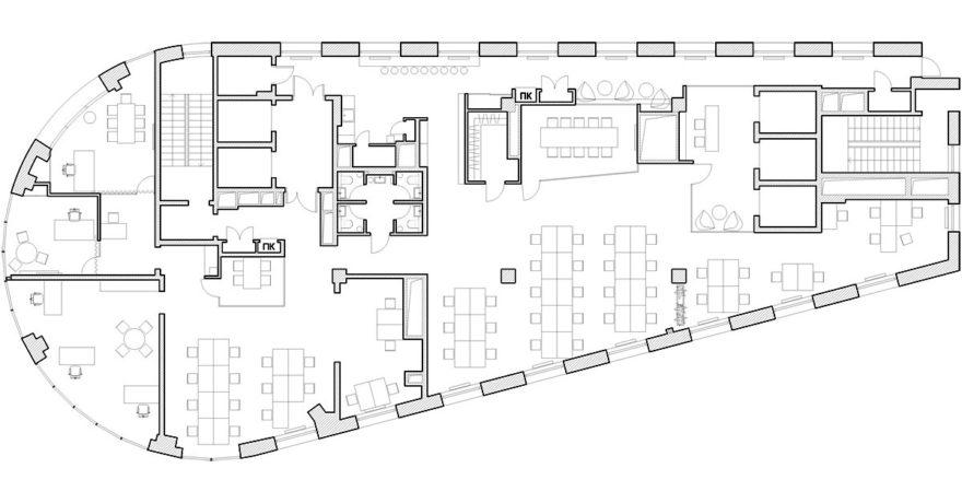 План 10-го этажа