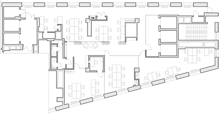 План 9-го этажа