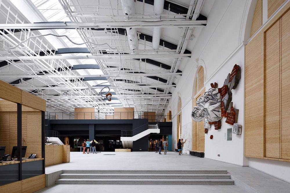 выставочный зал фотографии зданий кто хотел увидеть