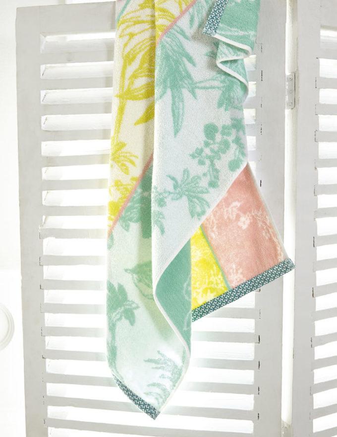 Махровое полотенце Yves Delorme, коллекция Ete.