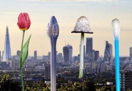 Башня «Тюльпан», проект Нормана Фостера